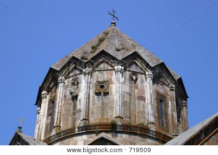 Gandzasar church detail