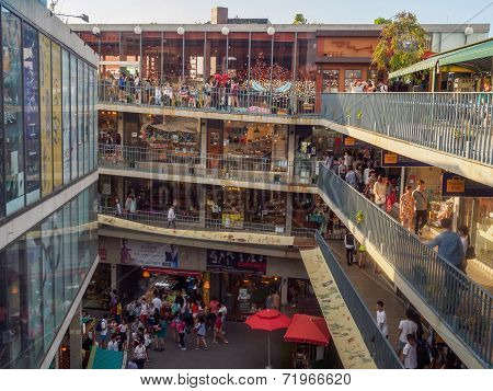 Shopping complex in Seoul