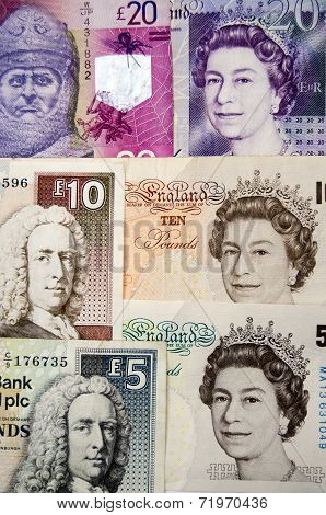 Bank of England and Scottish money