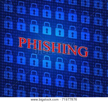 Hacked Phishing Means Threat Theft And Crack