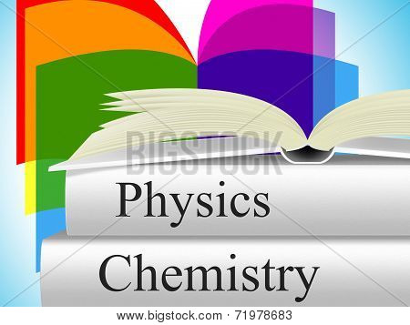 Chemistry Physics Shows Fiction Research And Chemicals