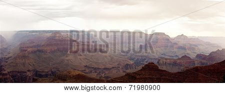 Magnificient Grand Canyon Panoramic XXL
