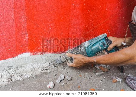 Worker Drill