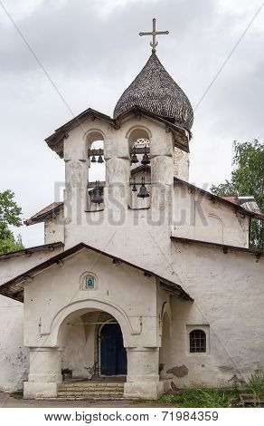 Church Of The Ascension, Pskov