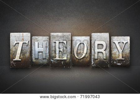 Theory Letterpress