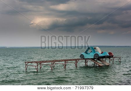 Balaton Lake, Hungary, Europe