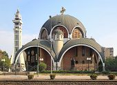 picture of macedonia  - Saint Clement Orthodox Church in Skopje Archbishopric of Ohrid and Macedonia - JPG