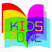 foto of youngster  - Kids Zone Representing Social Club And Youngster - JPG