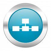 stock photo of cisco  - database internet icon - JPG