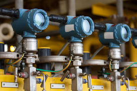 picture of nod  - Pressure transmitter in oil and gas process  - JPG