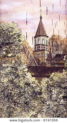 Handmade: Wooden Church