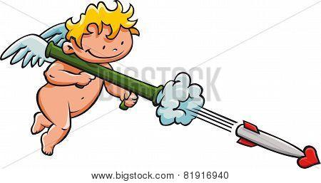 Cupid's bazooka