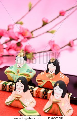 An Image Of Hina Doll