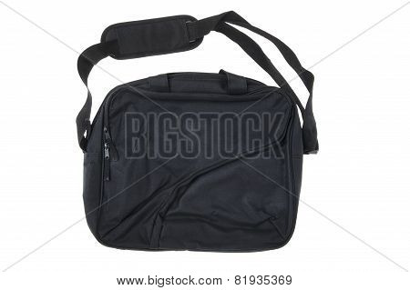 Bag With Strap Isolated