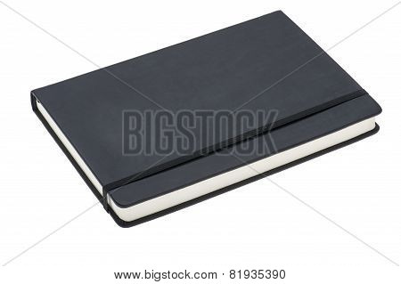 Black Handbook Isolated