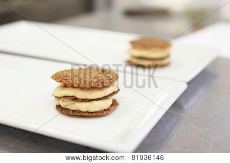 Dessert Preparation