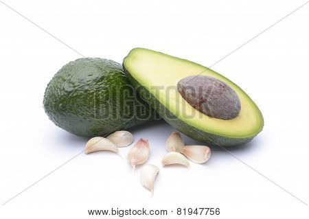 Avocado And Garlic