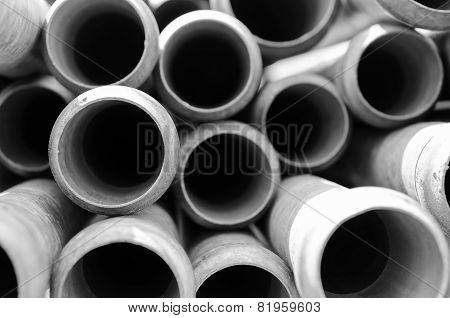 Metal piping