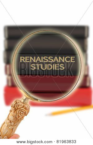 Looking In On Education -  Renaissance Studies