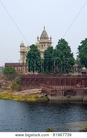 Jaswant Thada rajah memorial Jodhpur