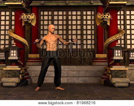 Kung Fu Warrior