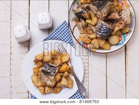 Fish With Potato