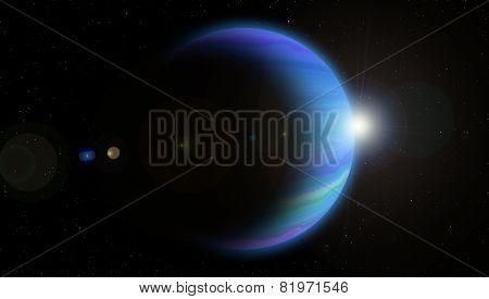 planet like JUPITER
