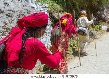 Old Pilgrims