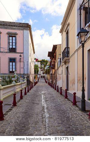 La Orotava Alley
