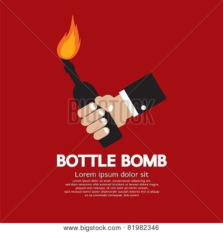 Bottle Bomb.