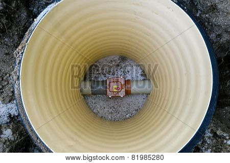 Sewage Shaft