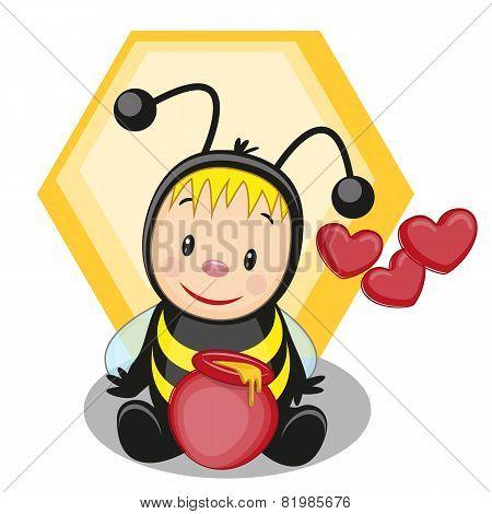 ?artoon Bee
