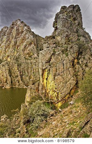 Spanish natural park