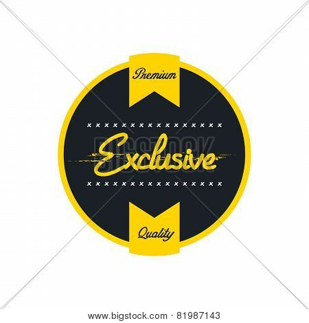 exclusive vintage label theme