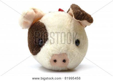 Soft Toy Piggy