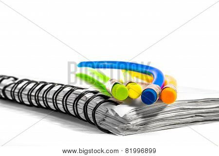Bend Pencils