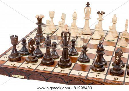 Chess Closeup