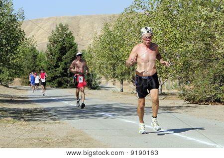 Triathlon 10 Kilometer Run