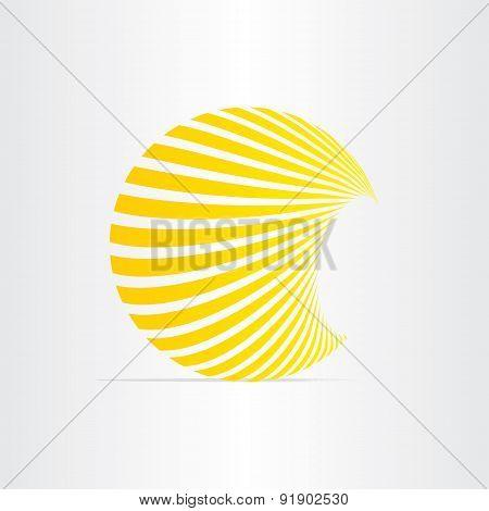 Sun Energy Solar Icon