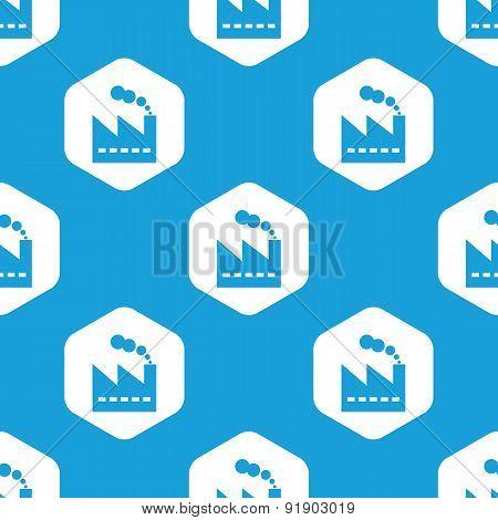 Factory hexagon pattern