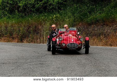 old car 4 CS 1500 1934  mille miglia 2015