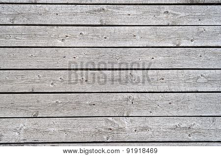 Texture Of Light Grey Wooden Background