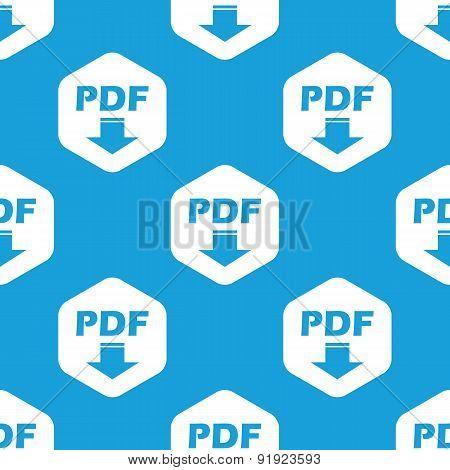 Pdf download hexagon pattern