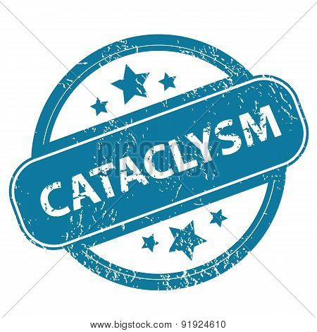 CATACLYSM round stamp