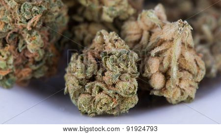 Macro image of Mother's Helper Medical Marijuana