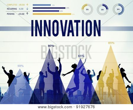 Innovate Innovation Invention Inspiration Creation Concept