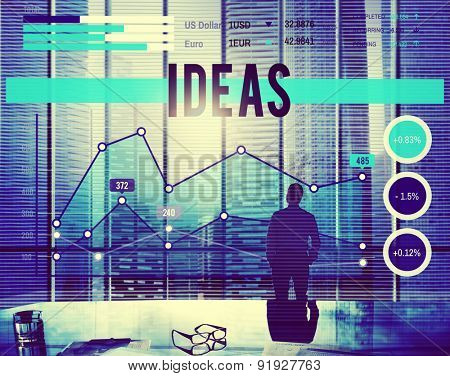 Idea Creativity Inspiration Imagination Concept