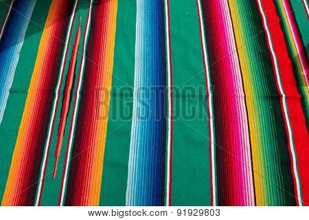 Mexican Festive Fabric Cloth