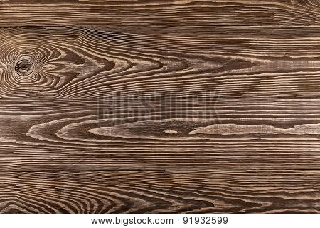 Background of brown textured wood boards