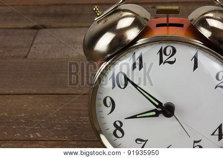 What Time Is It Now